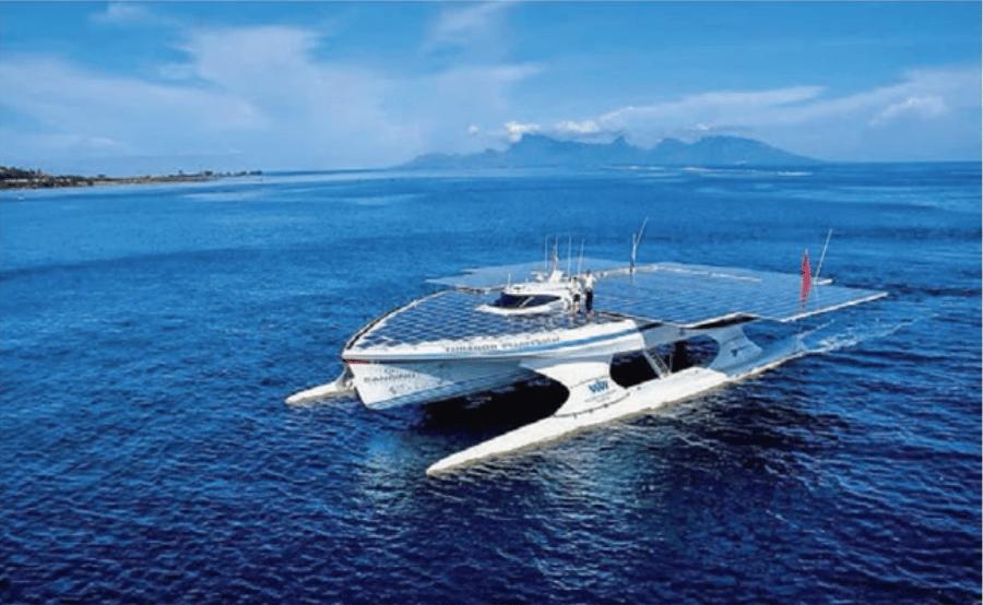 Le tûranor, de conception suisse, a déjà fait le tour du globe en 2012.