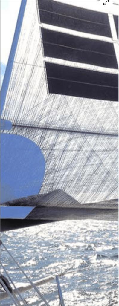 Produire de l'énergie solaire à partir de films photovoltaïques souples adaptables sur une voile, un taud ou un bimini est désormais possible.